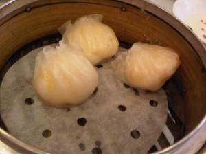 Har Gao ( Prawn Dumplings)
