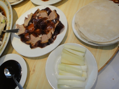 PEKING DUCK!!!
