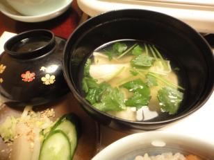Toufu Miso Soup