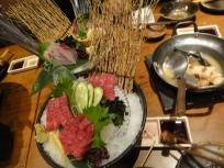 Maguro sashimi