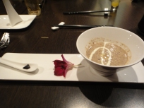 Cream of Mushroom Soup with Truffle