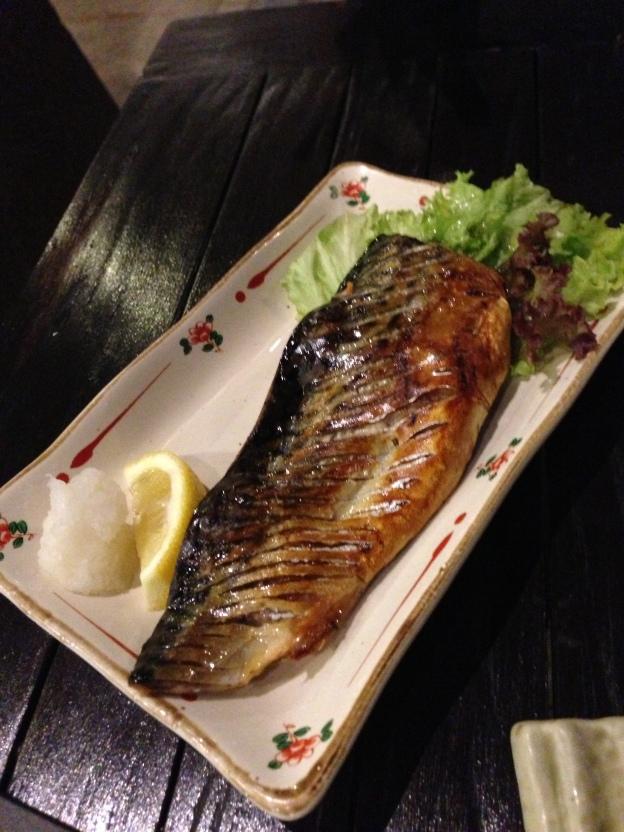 Saba (Makeral)  Fish