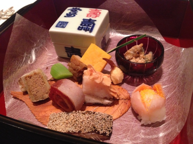 #1: Assorted Appetisers:
