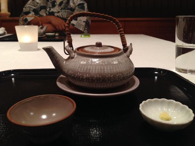 #4: Tea pot soup