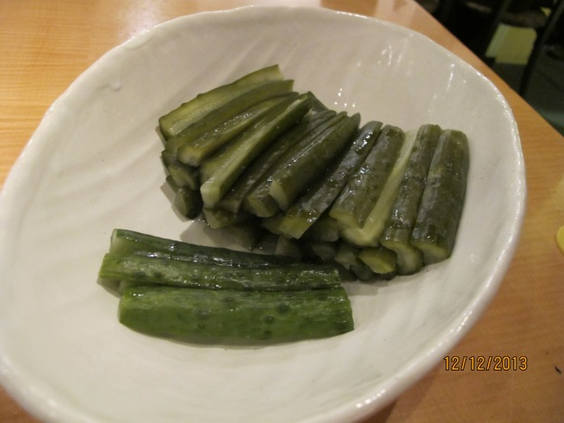 #10: 1 Day and 3 Day Pickled Cucumber