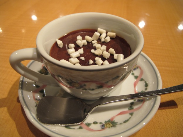 #21: Chocolate Pudding