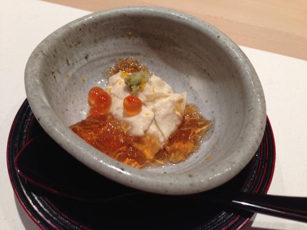 #1: Appetizer You Dou Fu
