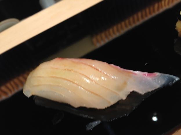 #6: Sea Bream Sushi