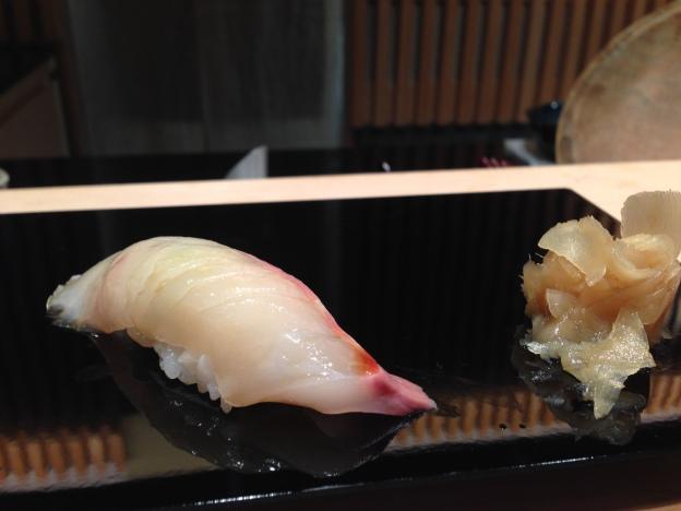 #7: Rock Fish Sushi