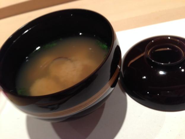 #7: Clam Miso Soup