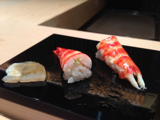 Ebi(Prawn) Sushi