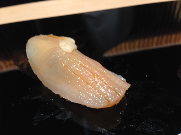 Pinnidae (Pen Shell - a kind of clam) Sushi