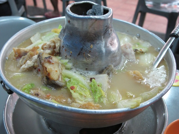 Grouper Fish Steamboat