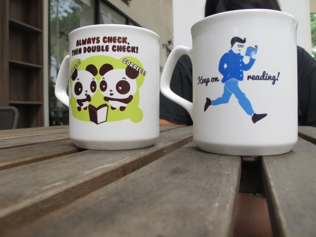 Interesting Cups