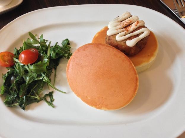 Crabcake Pancake