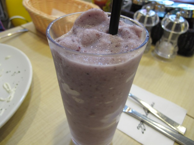 Blue Berry Shake