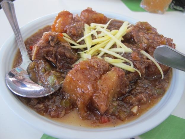 Fried Pork belly (