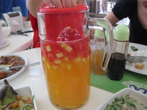 Mixed Fruits Chiller