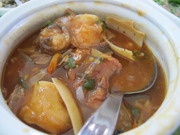 Oxtail Soup Equivalent