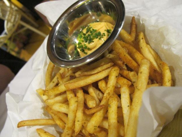Spicy Cajun Fries