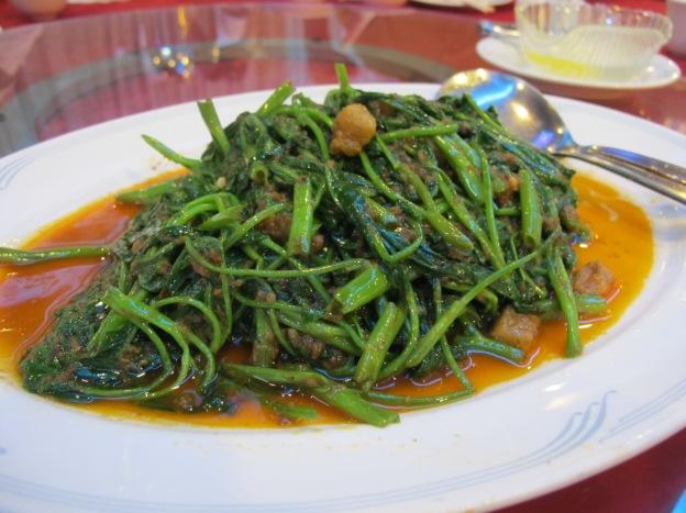 Sambal Chilli Kangkong