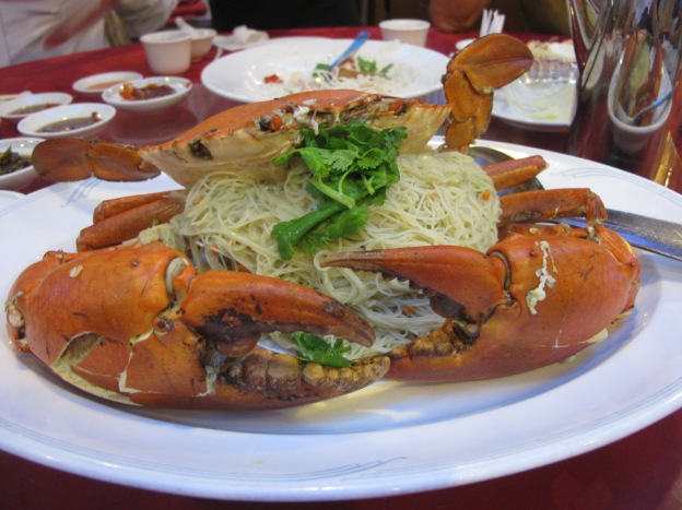 Triple Cooked Crab Bee Hoon